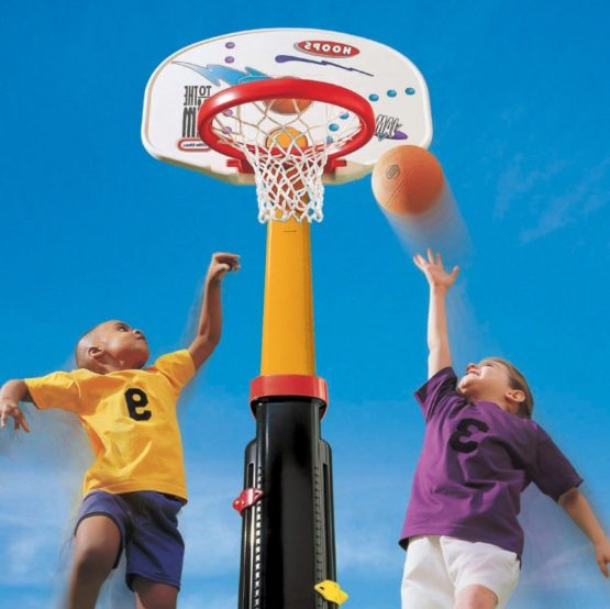 Easy Store Basketball Set | Large