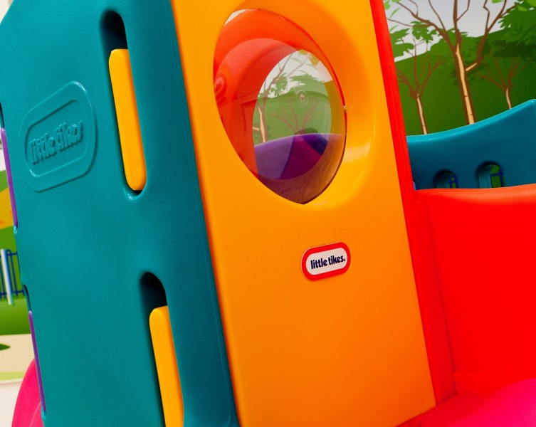 Little tikes 8 in 1 playground kenzi online for Little tikes 8 in 1