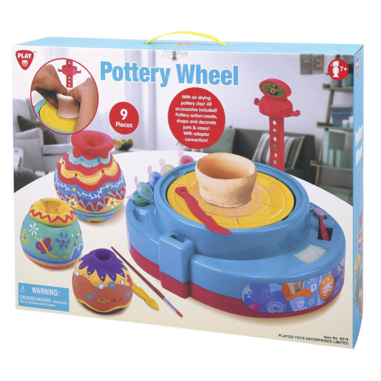 Play Go – Battery Operated – Pottery Wheel Model