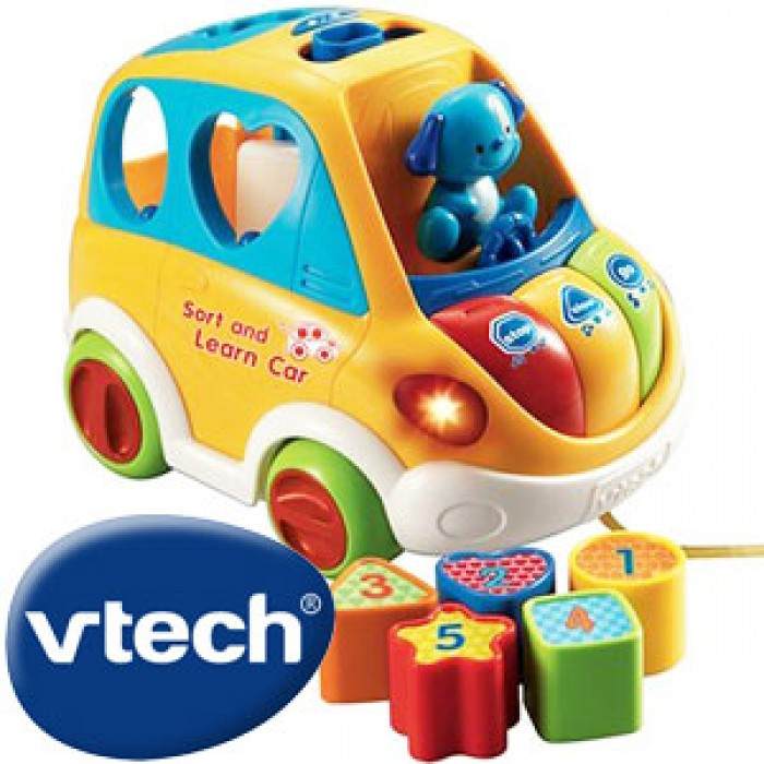 Vtech sort and learn car kenzi online for Little tikes 2 in 1 buildin to learn motor workshop