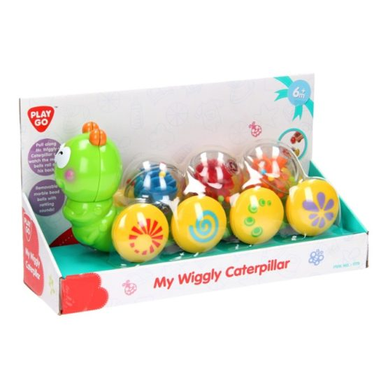 Play Go Wiggly Caterpillar