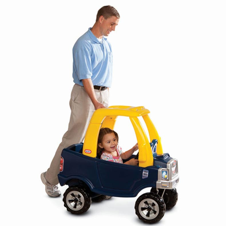 Cozy Truck combines the durability of Little Tikes and the fun of our Cozy Coupe. This truck-styled riding toy is ideal for toddlers and preschoolers. The foot-to-floor format is easy to start and stop. Use it indoors or out. Kids will love the working door and tailgate for imaginative play/5(66).