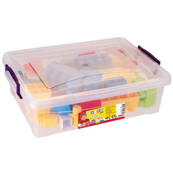 Dolu Big Block in Plastic Box 58 Pcs