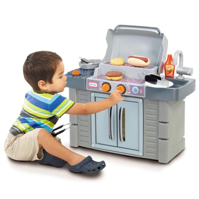 little tikes cook n grow kitchen instructions