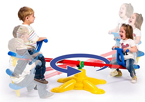 Feber Kids Twister 2-in-1 See Saw
