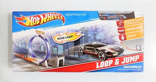 hot wheels loop and jump super looping kenzi online. Black Bedroom Furniture Sets. Home Design Ideas