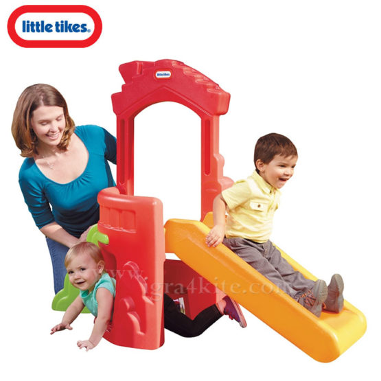 Little Tikes Climbing Slide Playhouse
