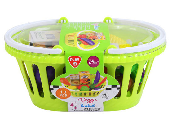 Playgo Veggie Basket