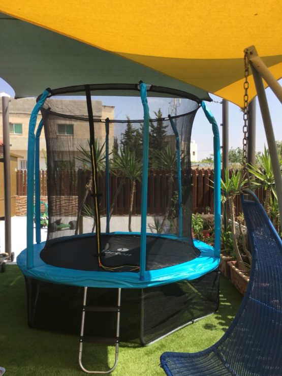 Yarton Trampoline with Protection 2.4 m