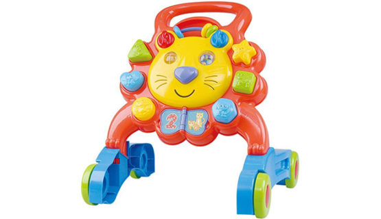 Playgo Little Lion Activity Walker