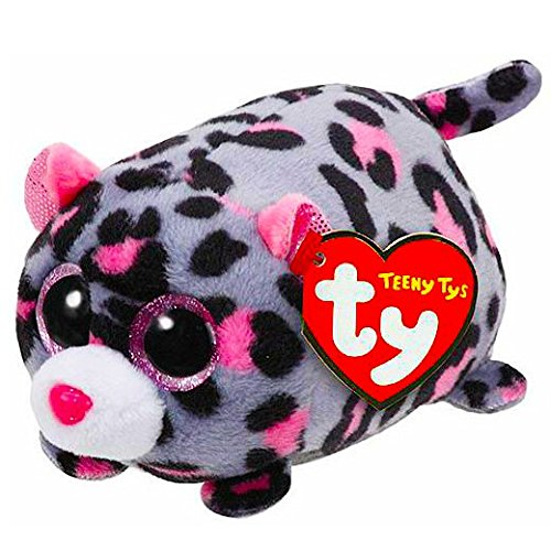 Teeny Tys Plush -Miles the Leopard 10 cm