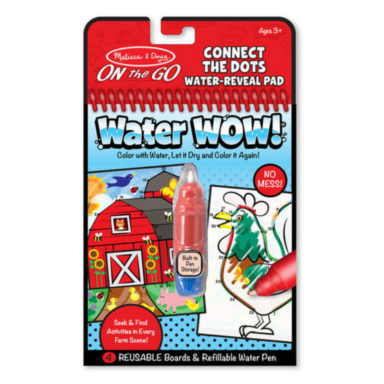 Water WOW! Connect the Dots Farm – Ms. Ramz