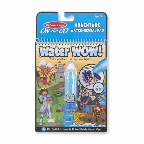 Water WOW! Adventure – ON the GO Adventure water reveal Pad