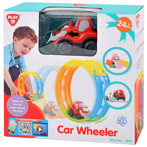 Play Go Car Wheeler