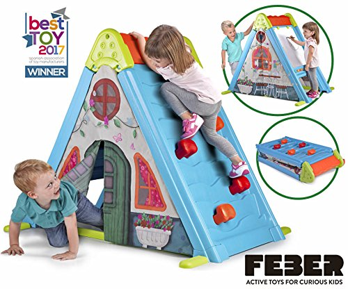 Feber Play & Fold Activity House 3 in 1