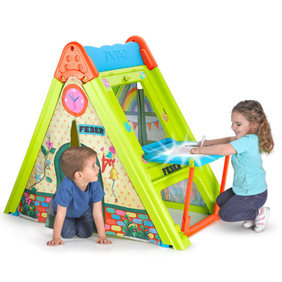 Feber Play & Fold Light box House 4 in 1