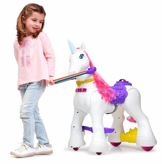 Feber My Lovely Unicorn 12V Ride On –Electric Vehicle