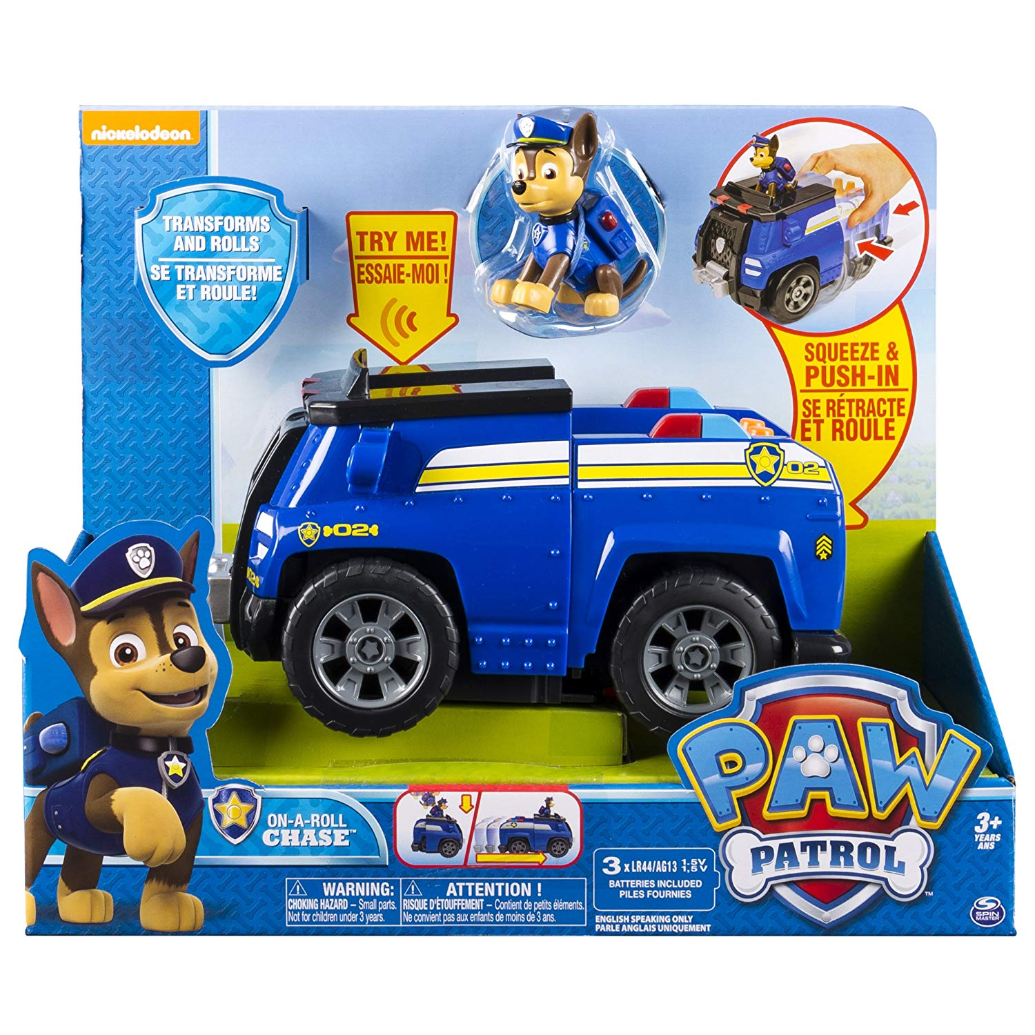Paw Patrol On a Roll Chase