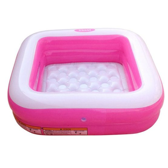 Intex 57100NP Baby Pool Play Box ( Pink )