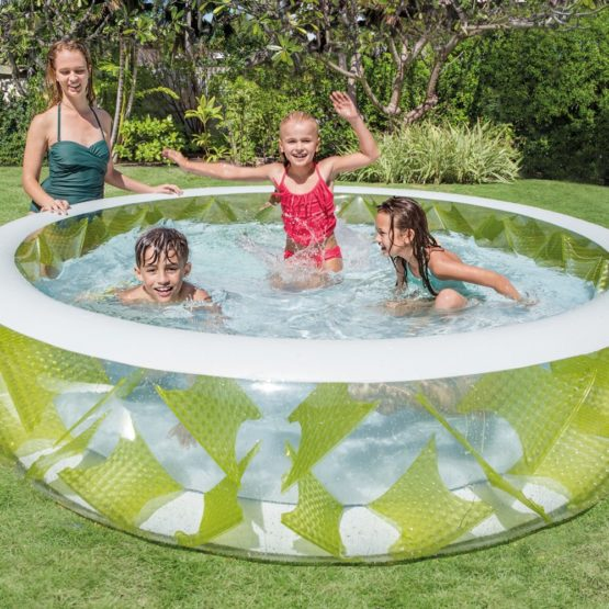 Intex 57182NP Pinwheel Pool Swim Center