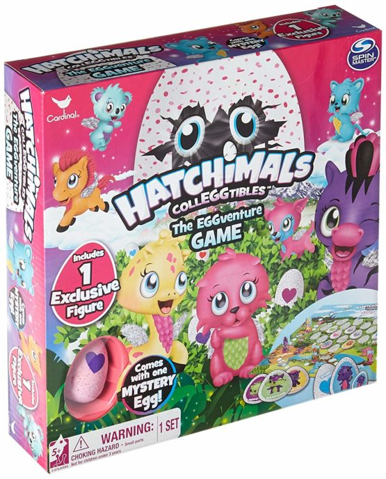 Hatchimals Eggventure Game Set – comes with one mystery egg