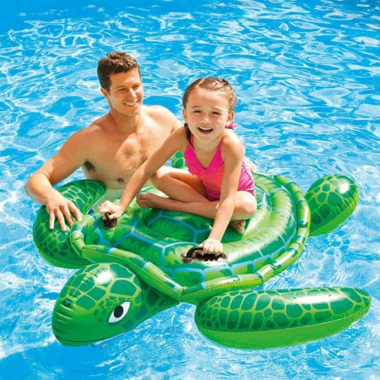 Intex Lil' Sea Turtle Ride-On