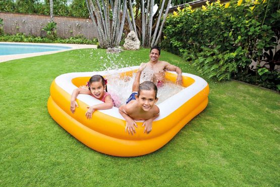Intex 57181NP Family Pool – Swim center 'Mandarin'