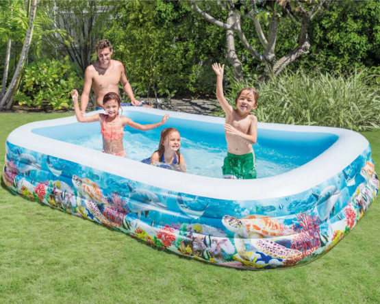 Intex Sealife Swim Center 305 x 183 cm Family Swimming Pool