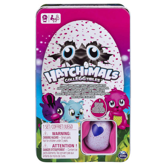 Hatchimals – Jumbo Cards
