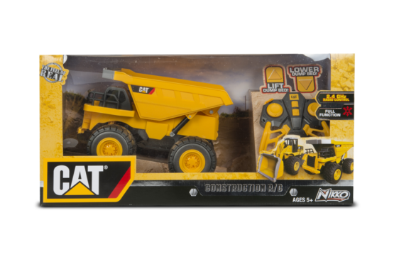 Toy State Caterpillar Construction RC