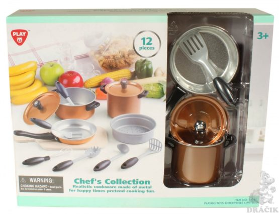 Play Go Chefs Collection 12 pcs