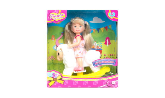 Paula My Rocking Sheep – Blonde