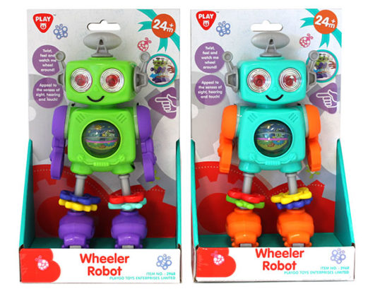 Play Go Wheeler Robot