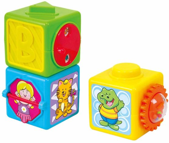 Play Go Action Blocks