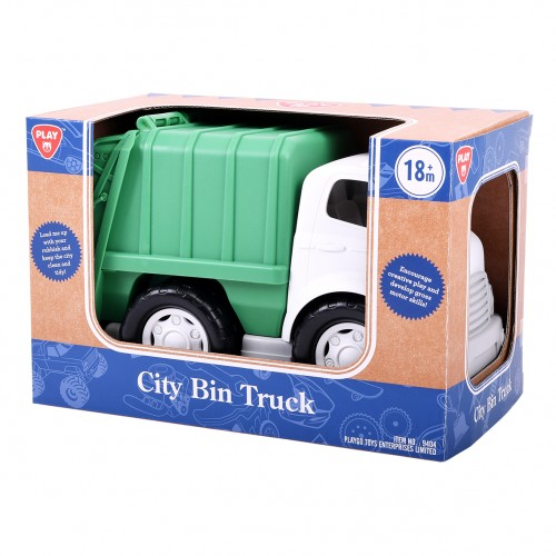 Play Go City Bin Truck