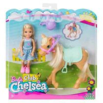 Mattel-Barbie-Chelsea-Club-Doll-with-horse-Pony