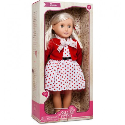 OG Rose Retro Doll