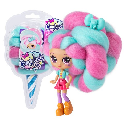 Candylocks 7.5 cm Scented Surprise Dolls (Style May Vary)