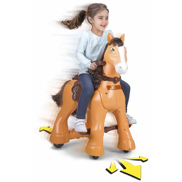 Feber My My Wild Horse 12V Ride On Electric Vehicle