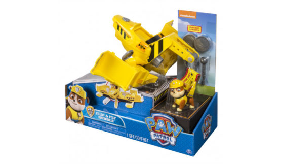 Paw Patrol – Flip & Fly Rubble 2-in-1 Transforming Vehicle