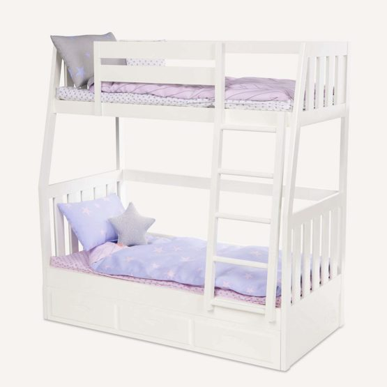 OG Dolls Dream Bunk Bed Set