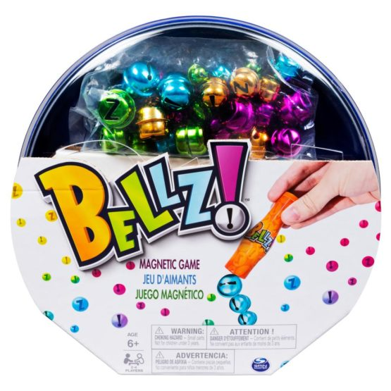Bellz – Family Game with Magnetic Wand and Colorful Bells