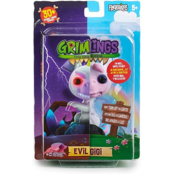Fingerlings Grimlings – Unicorn Toy