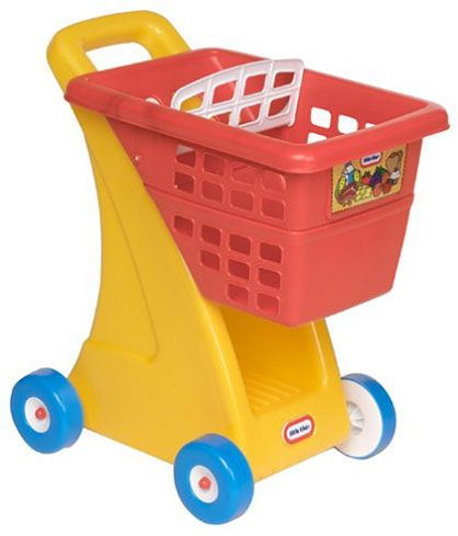 Little Tikes Shopping Cart – Primary Color