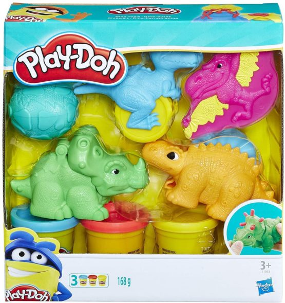 Play-Doh  2 x Dino Tools