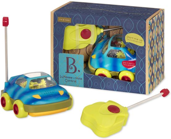 B Toys Whee Mote Control – One Button RC