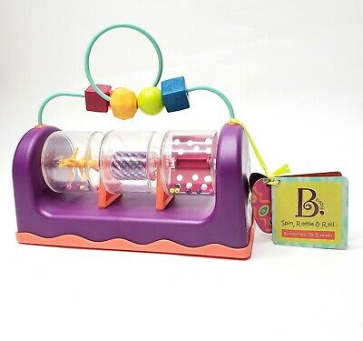 B Toys Spin & Roll