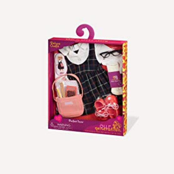 OG Perfect Score School Uniform Deluxe Doll Outfit