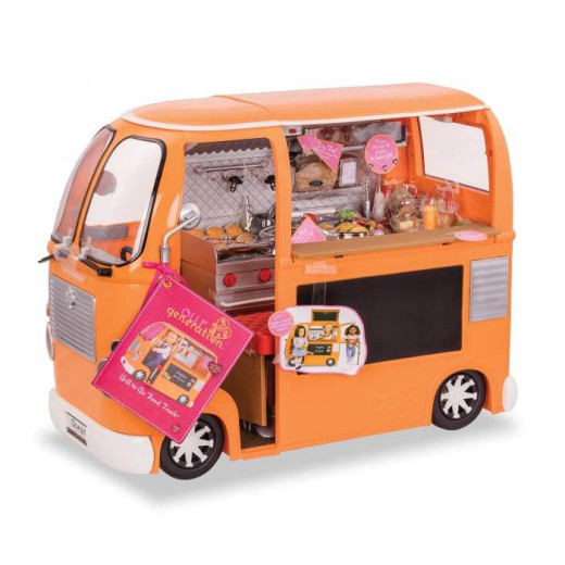 OG Doll Food Truck Deluxe Accessory Set