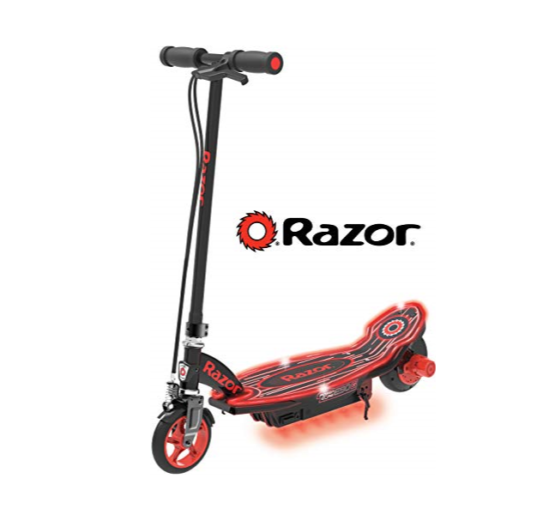 Razor Power Core E90 Glow Electric Scooter